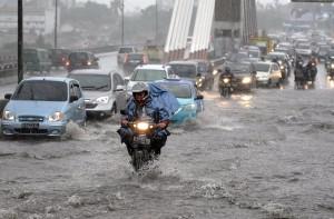 bandung juara banjir