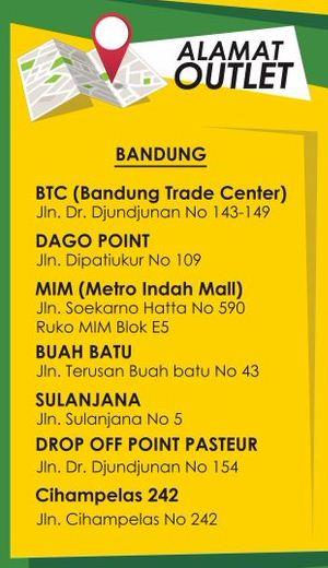 Pool Lintas Shuttle Bandung