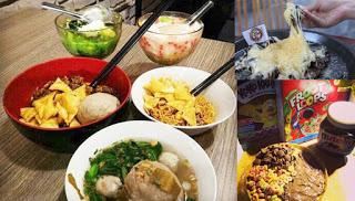 Kuliner Kawasan Antapani Kota Bandung